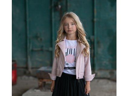 Fashionistka:KŘIVÁK ALL FOR KIDS růžový