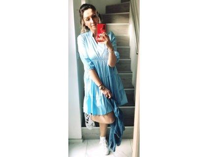 ŠATY dámské YES modré