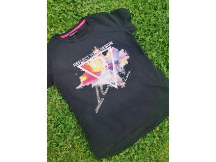 Tričko ICON / černé