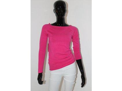 Fashionistka: SVETR tenký růžový
