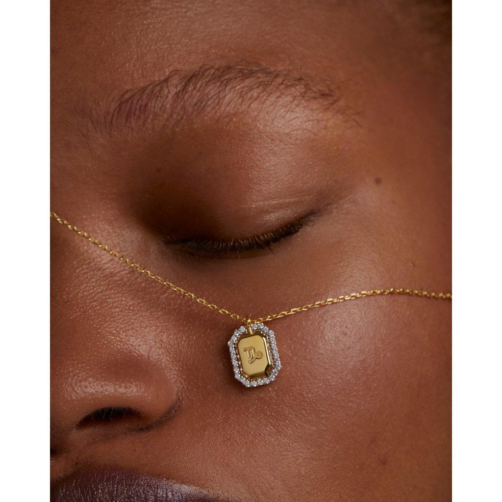 CO01 353 U KOZOROH náhrdelník zodiac konstelace