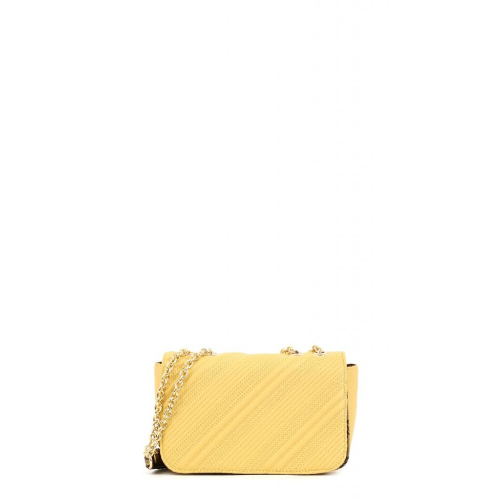 6756 zluta retizkova kabelka