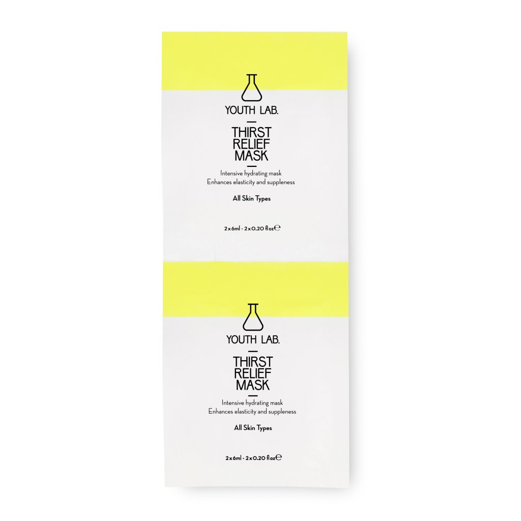 hydratacnimaska maska hydratace kosmetika youthlab