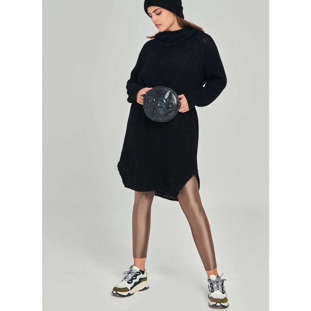 Jacqueline béžové lesklé leginy  PCP Clothing