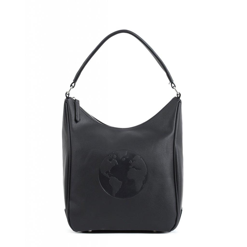 černá eco kabelka  DOCA