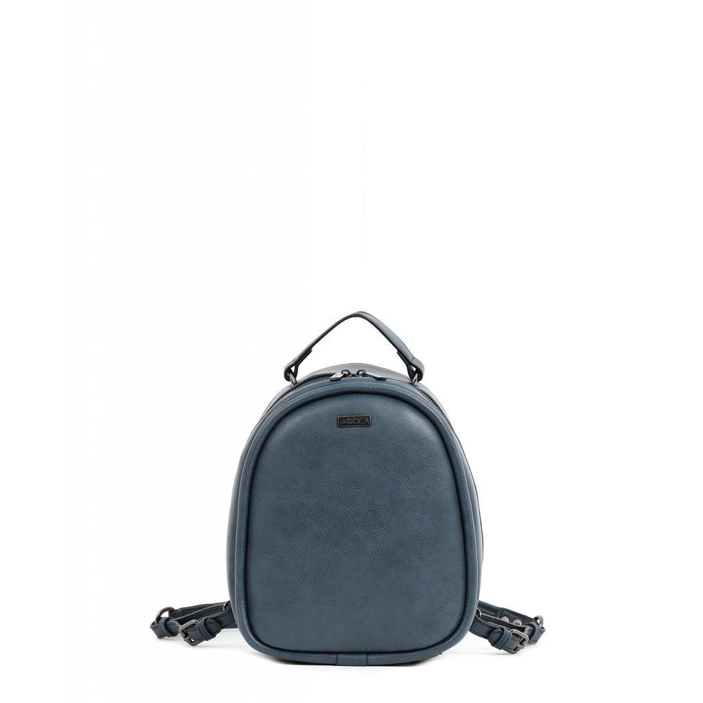 modrý malý batoh  DOCA