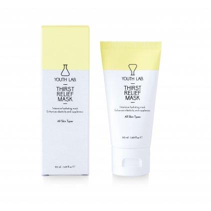 hydratacnimaska hydratace hloubkovahydratace maska youthlab kosmetika