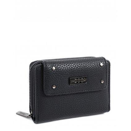 černá peněženka  DOCA