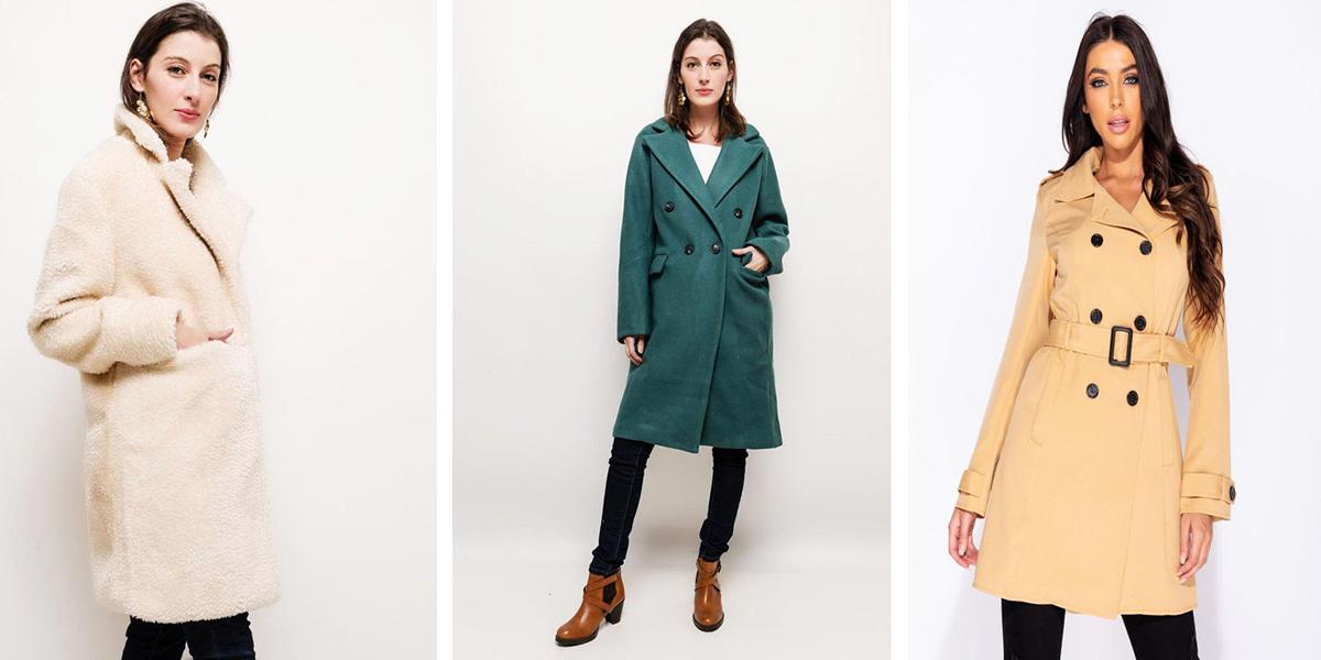 Elegantní kožichy, atraktivní trenčkoty nebo dlouhé dvouřadé kabáty? Vyberte si snámi tu nejlepší dámskou zimní bundu