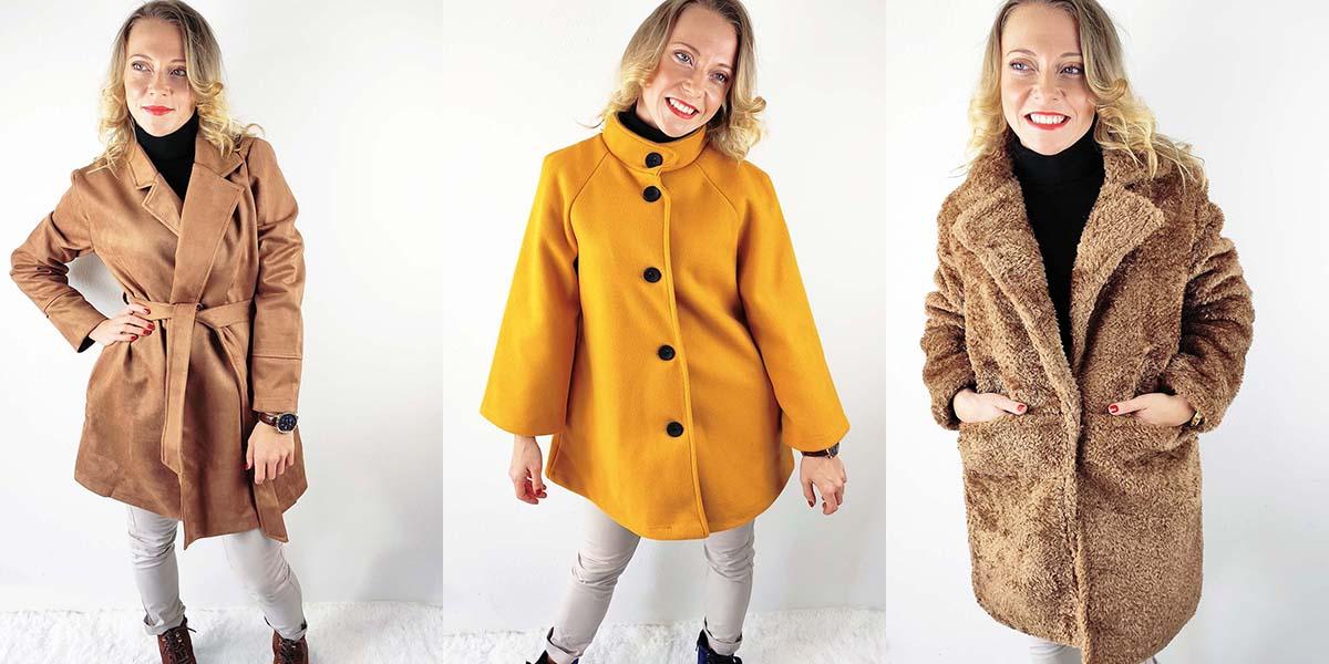 Připravte se na zimní a jarní sezónu se stylovými dámskými kabáty – dáme vám rady, podle čeho vybírat