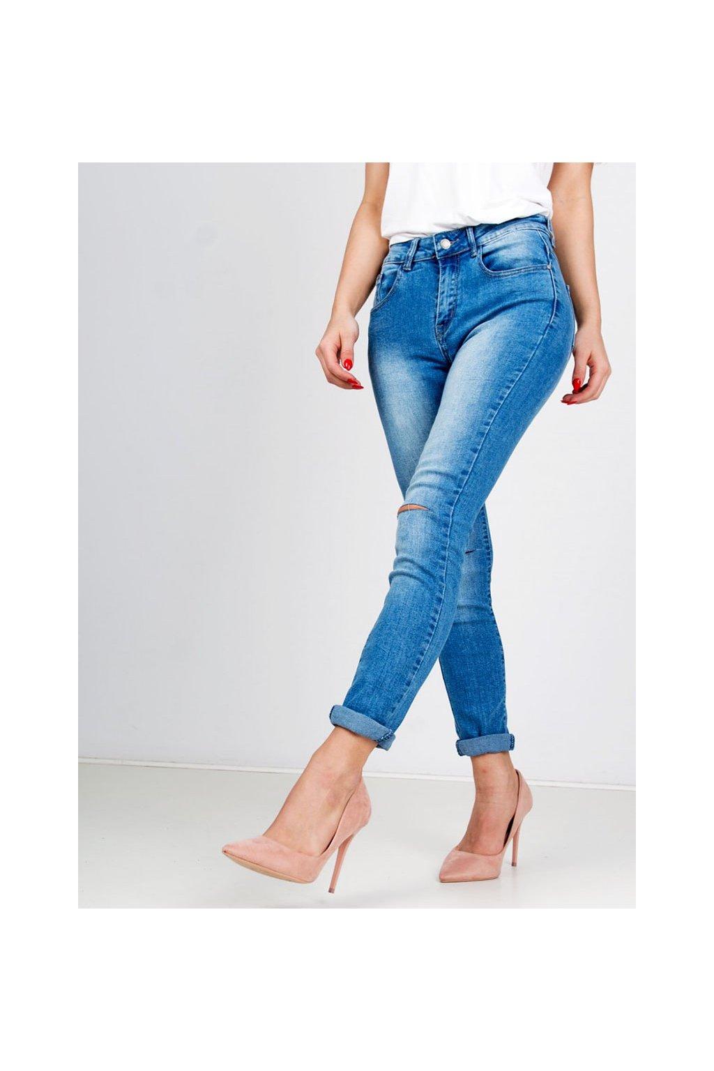 jeans spodnie dopasowane 22 2