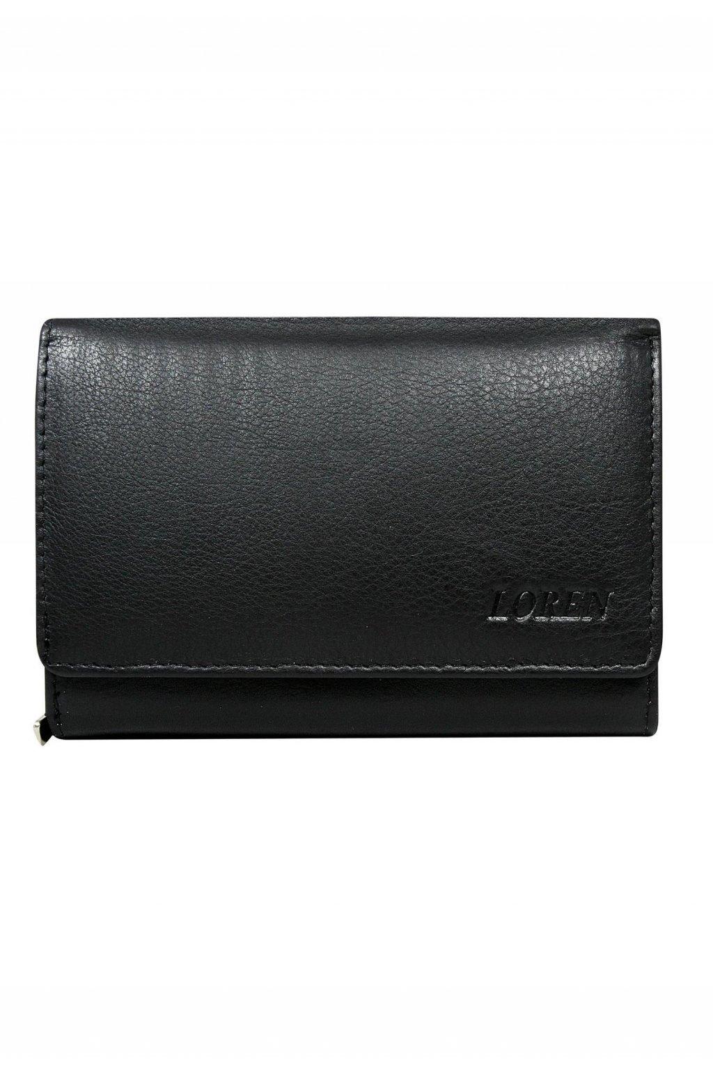 Černá dámská peněženka