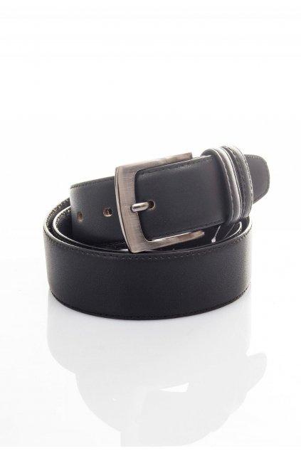 Černý pánský pásek