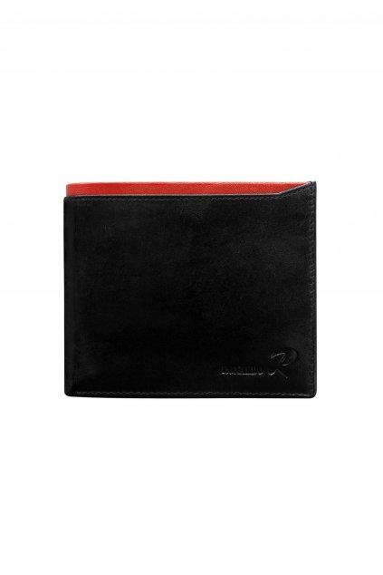 Červená pánská peněženka