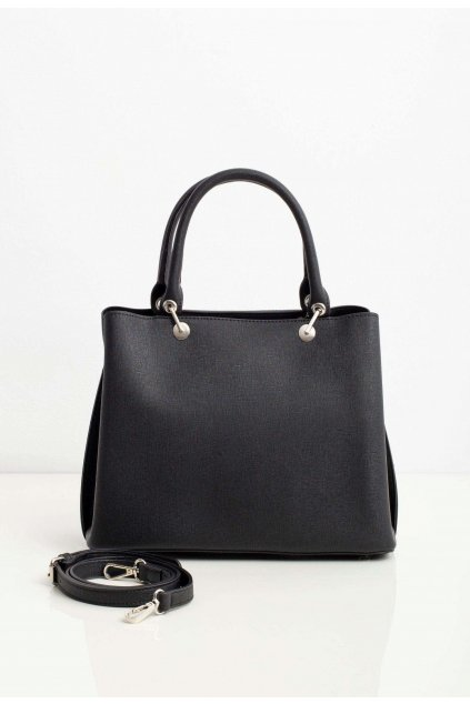Černá dámská kabelka