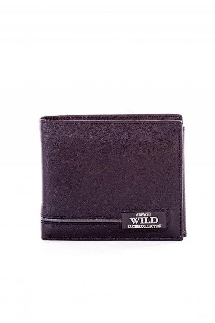Šedá pánská peněženka