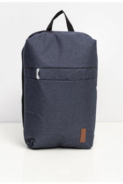 Modrá pánská taška přes rameno