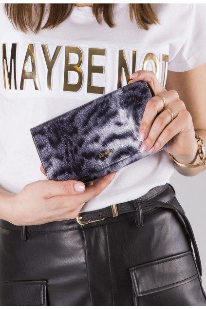 Bílo - černá dámská peněženka