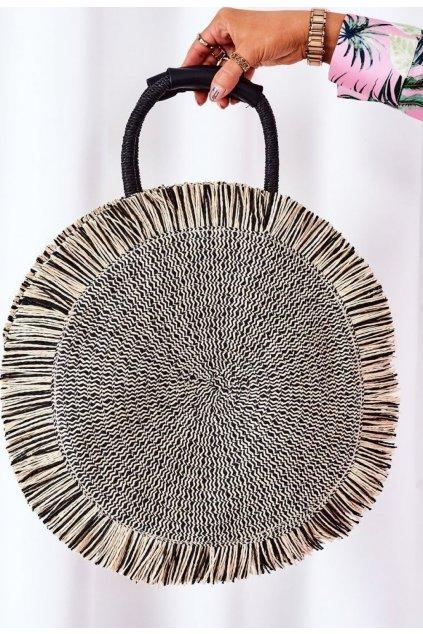 Vícebarevná dámská kabelka