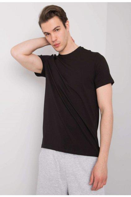 Černé pánské tričko