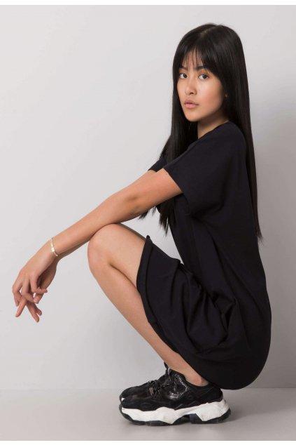 Černé dámské šaty