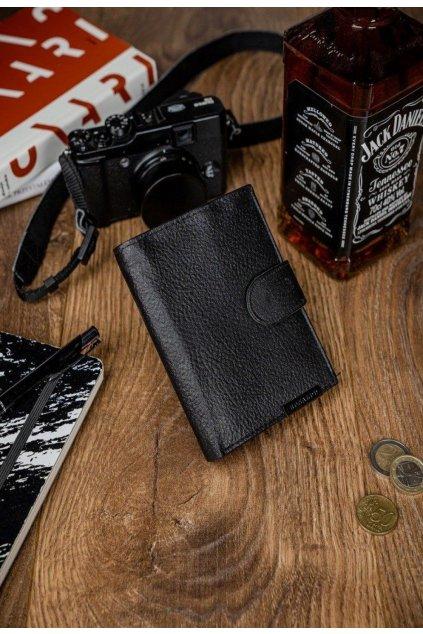 Černá pánská peněženka