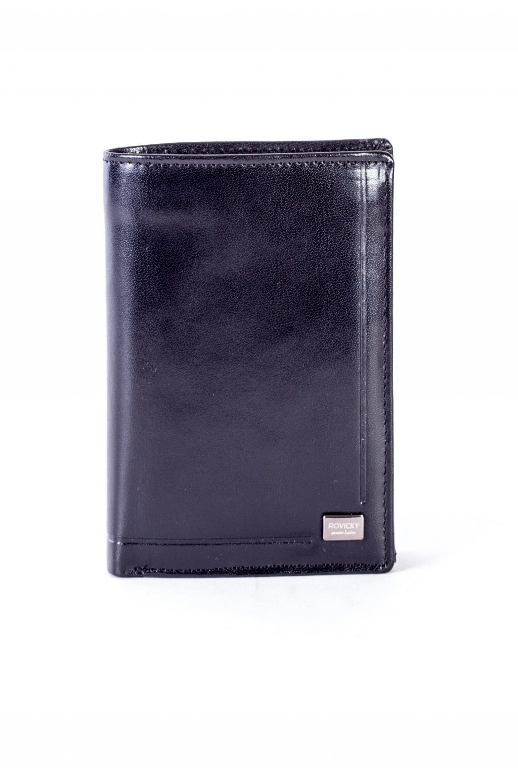 Fekete férfi pénztárca