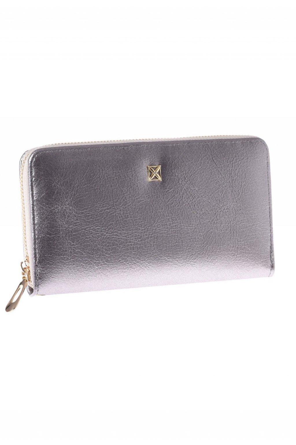 Ezüst női pénztárca