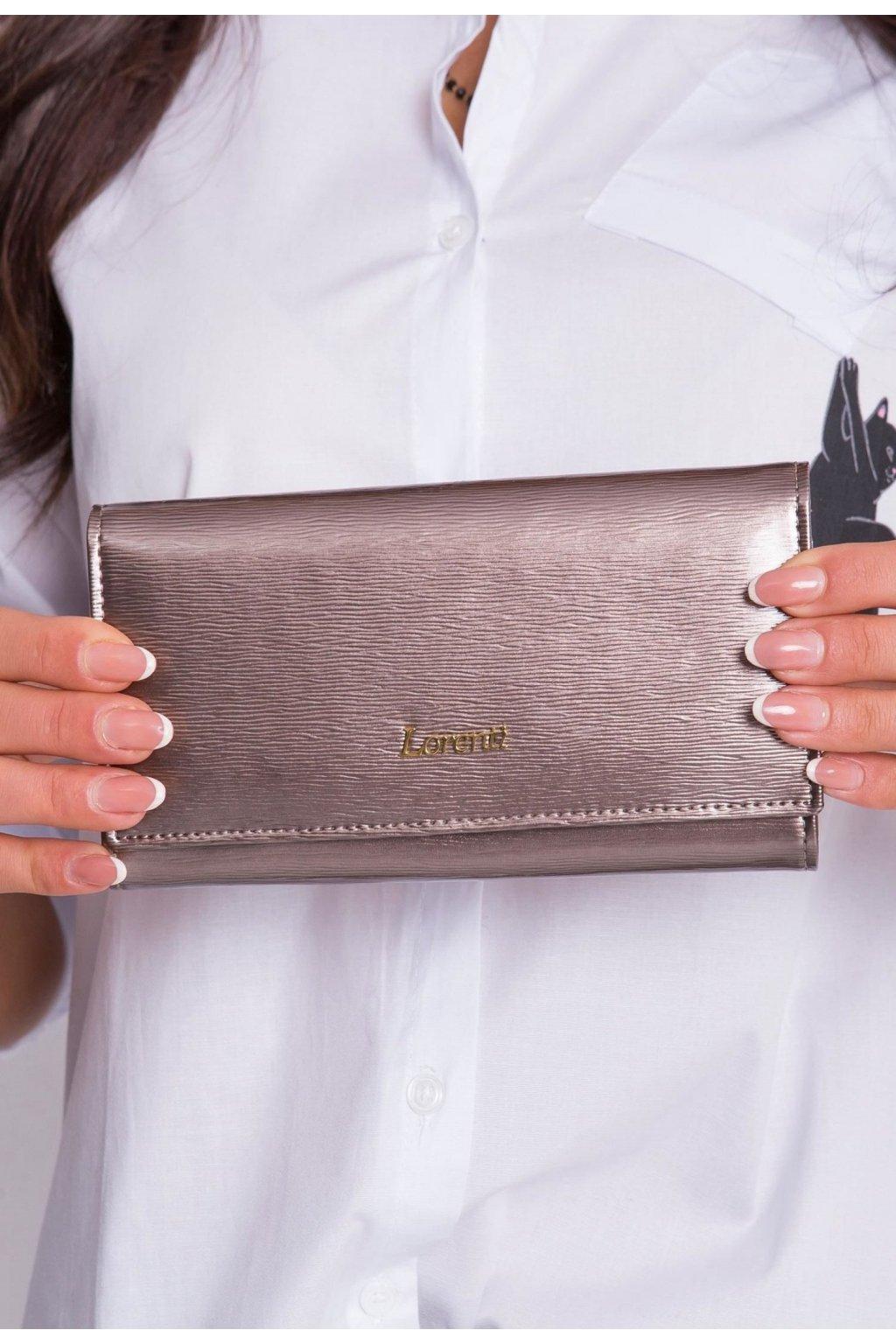 Bézs női pénztárca
