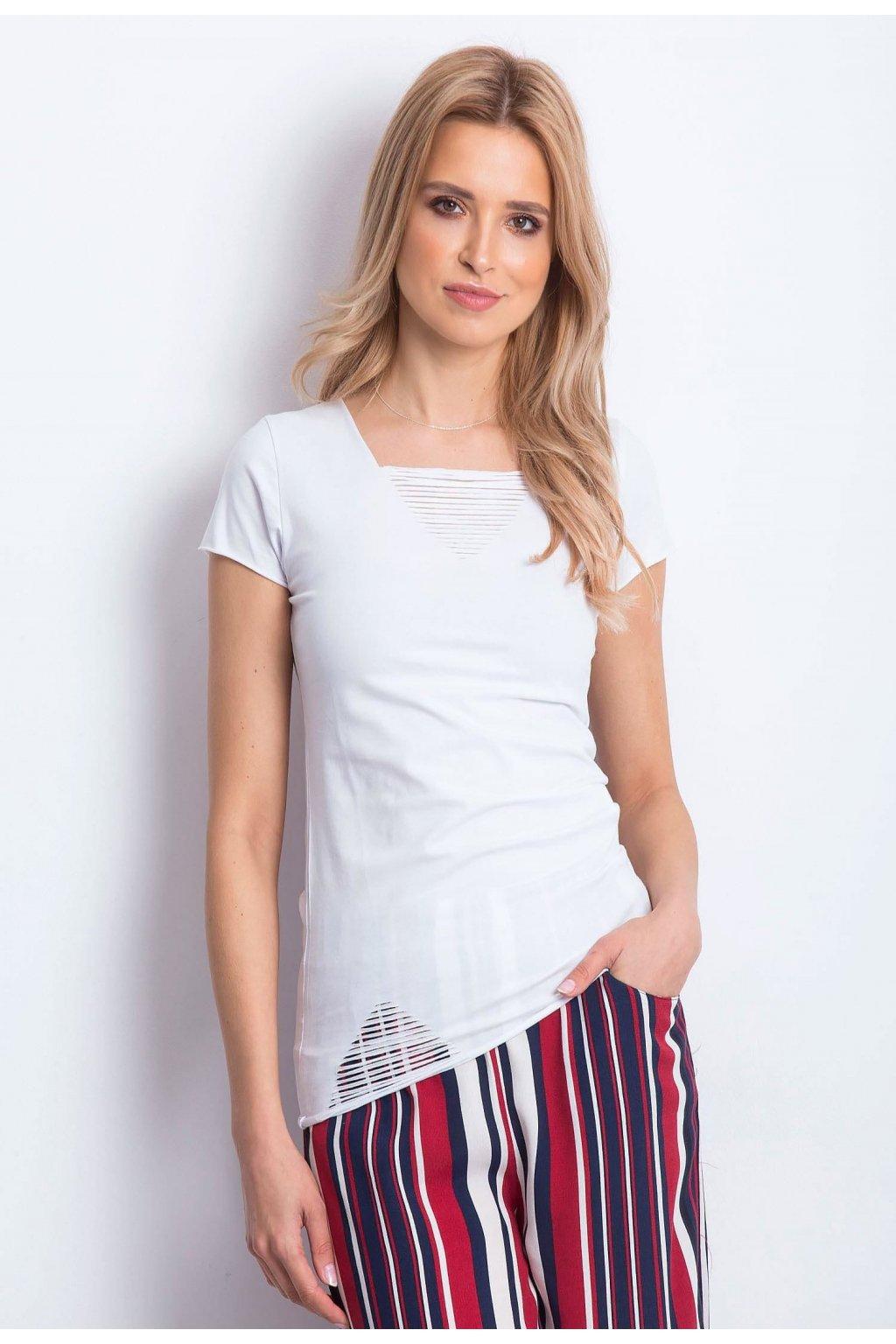 Fehér női póló