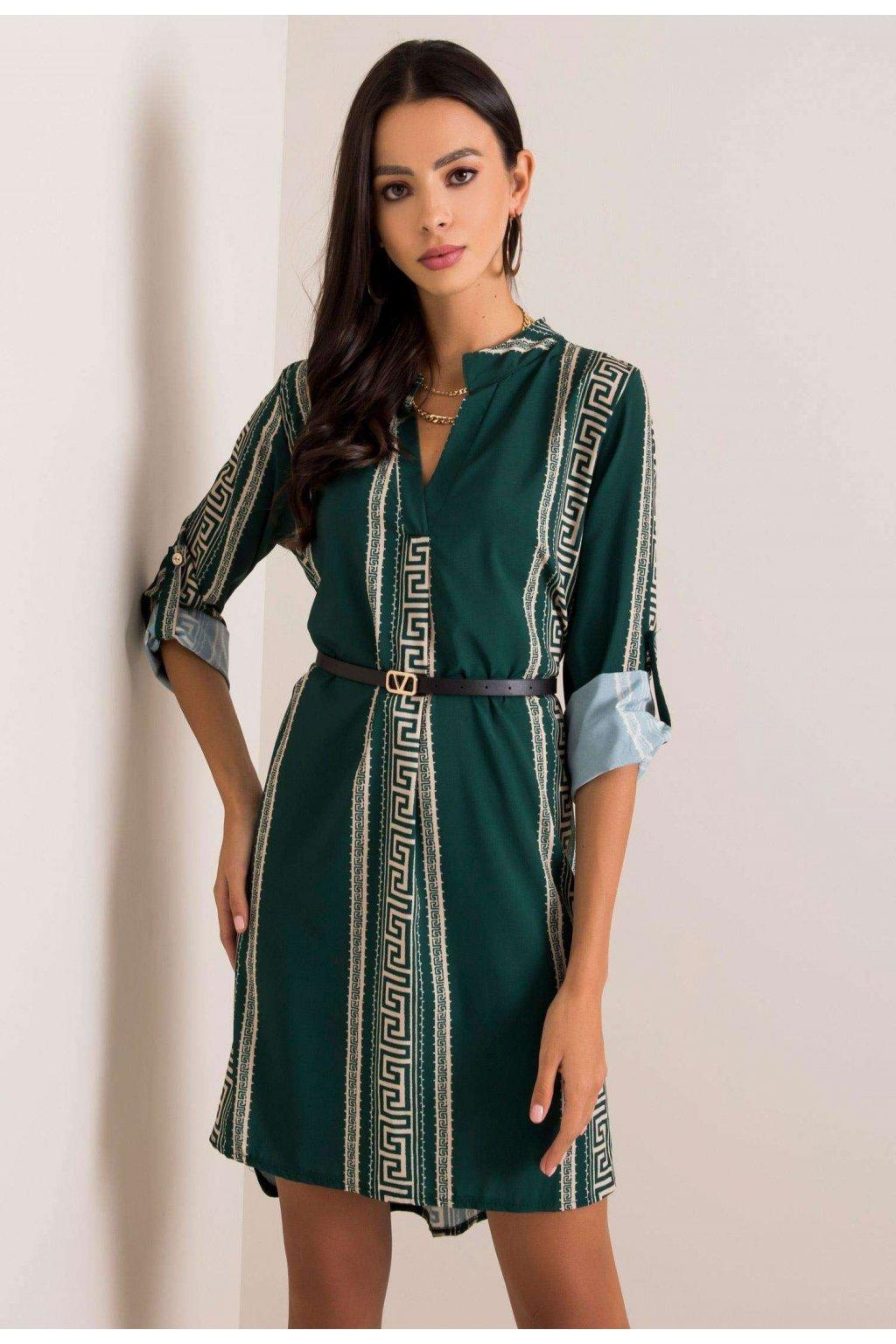 Zöld női ruha