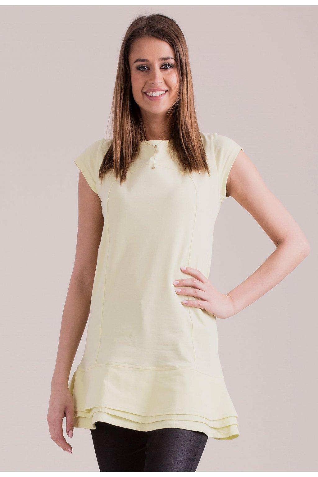 Sárga női tunika