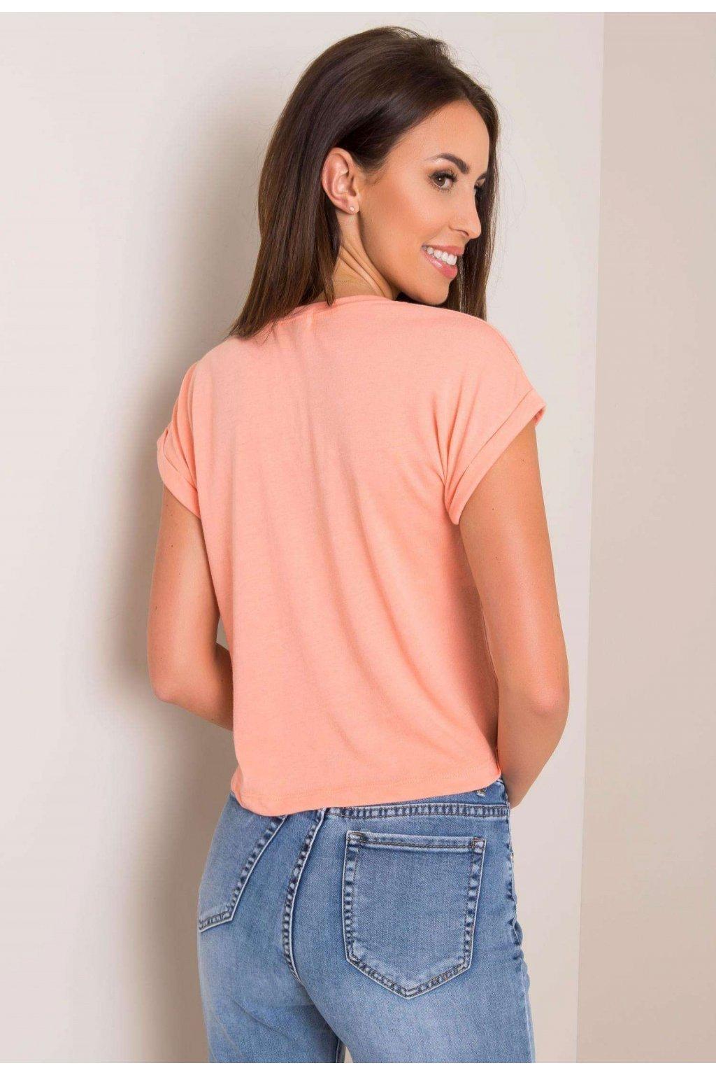 Őszibarack női póló