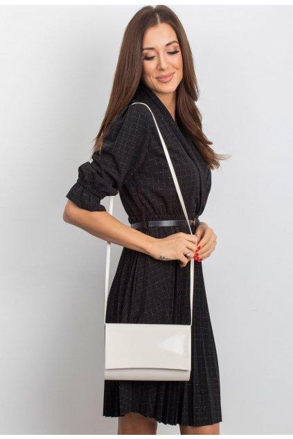 Ekrü női estélyi táska