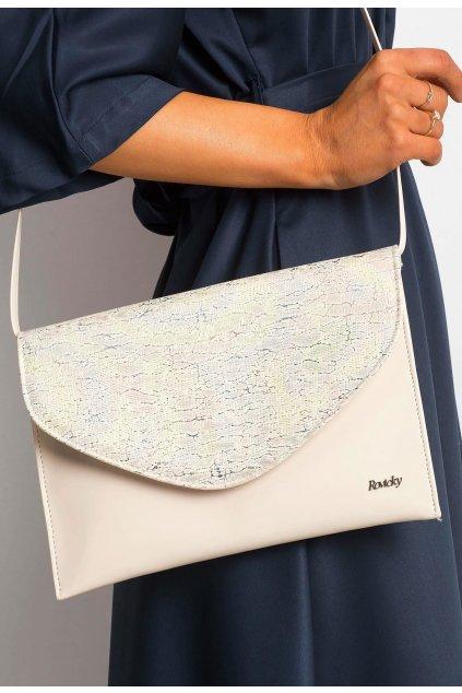 Bézs női estélyi táska
