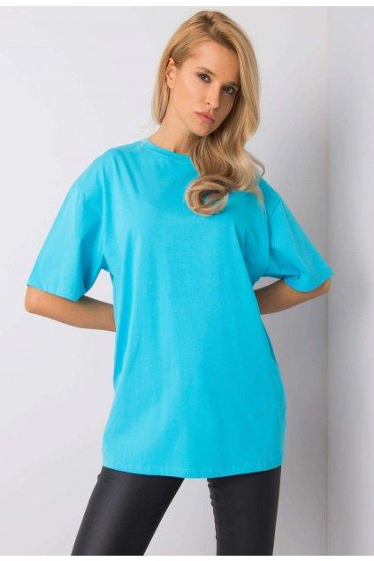 Kék női póló