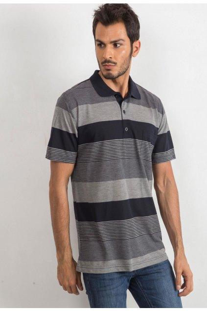 Szürke férfi pólóing
