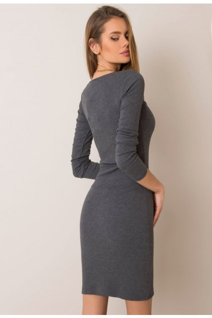 Szürke női ruha