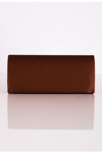 Barna női estélyi táska