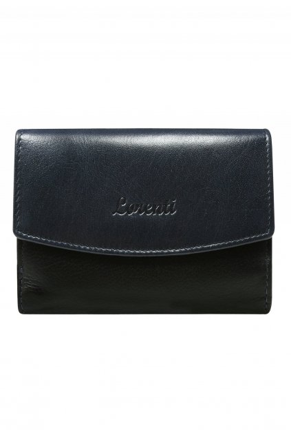 Kék női pénztárca