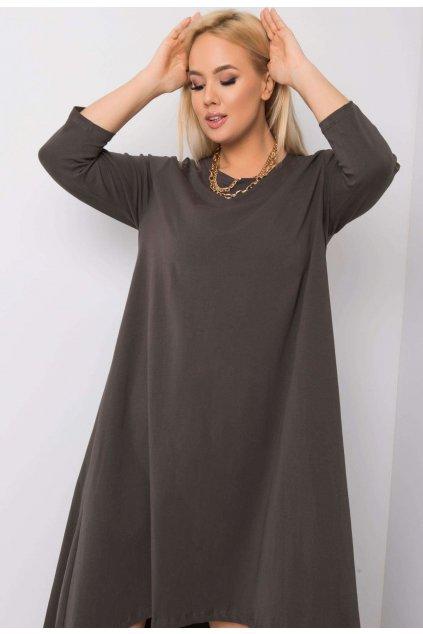 Khaki női ruha
