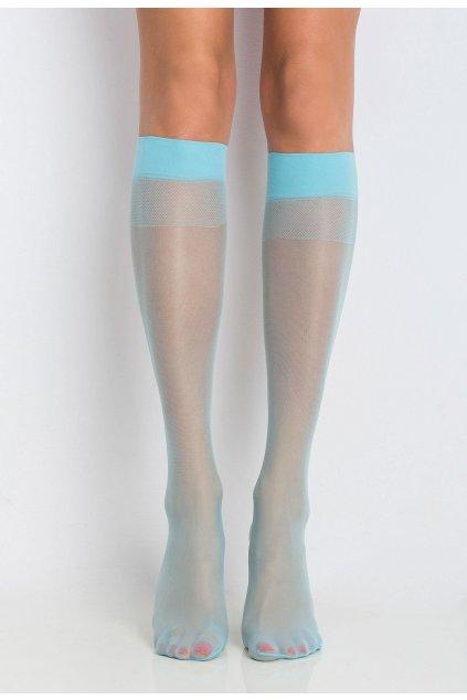 Kék női zokni