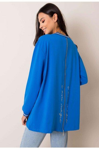 Kék női melegítőfelső