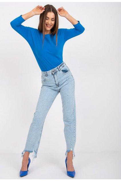 Kék női blúz