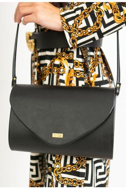 Fekete női estélyi táska