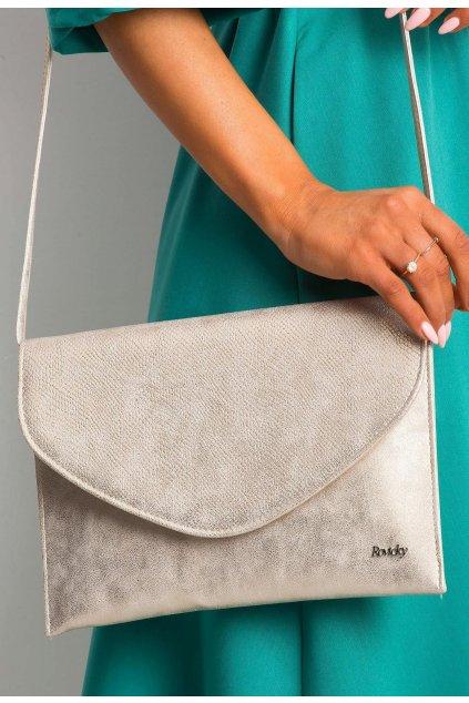 Arany női estélyi táska