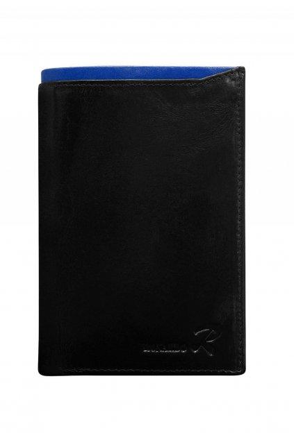 Kék férfi pénztárca