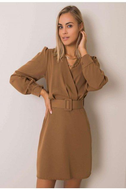 Bézs női ruha