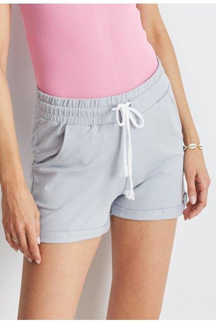 Grafit női rövidnadrág