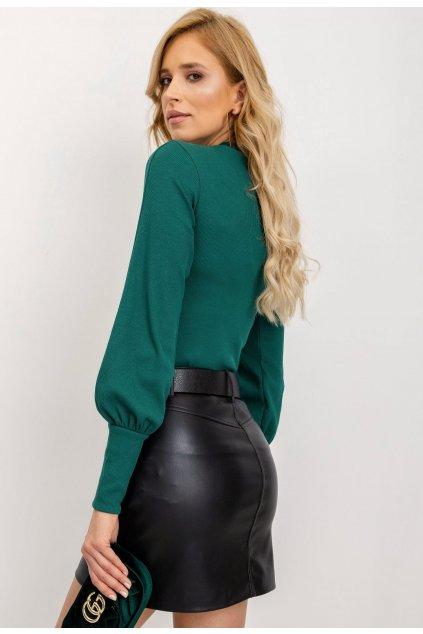 Zöld női blúz